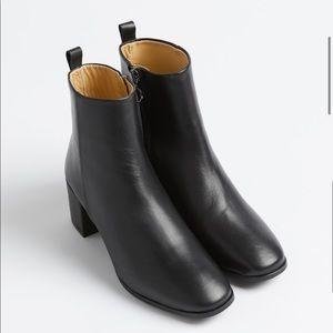 Frank & Oak Veranda Leather Boots